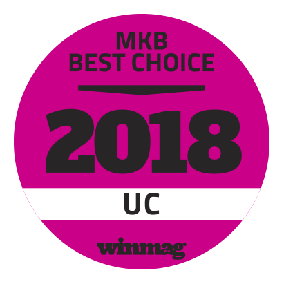MKB BEST CHOICE 2018 UC winmagpro