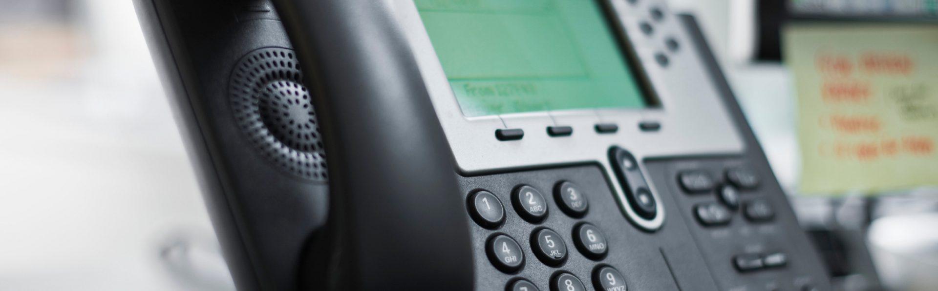 VoIP toestellen